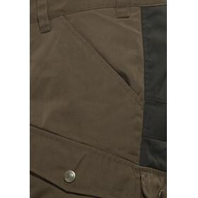 Fjällräven Barents Pro - Pantalon d'hiver - vert/noir